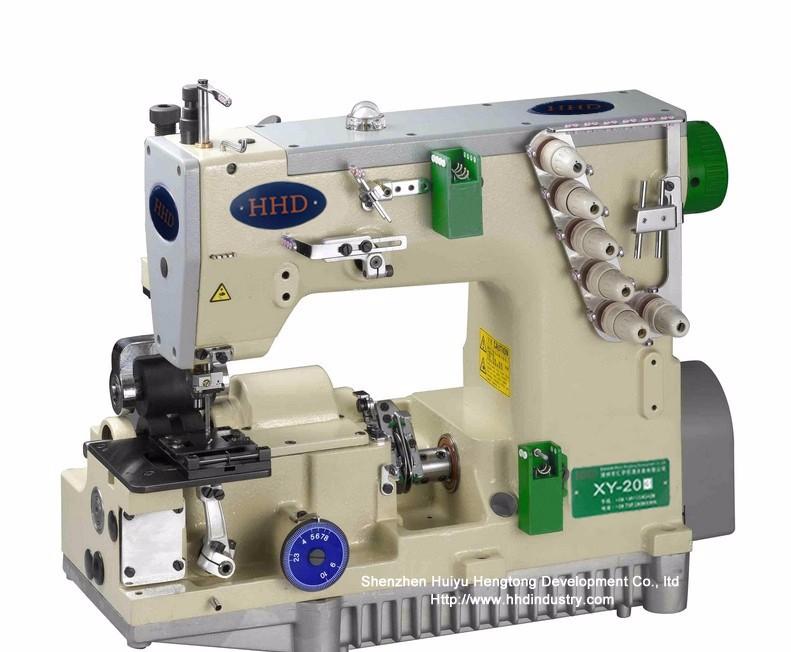 Nylon Zipper Sewing Machine