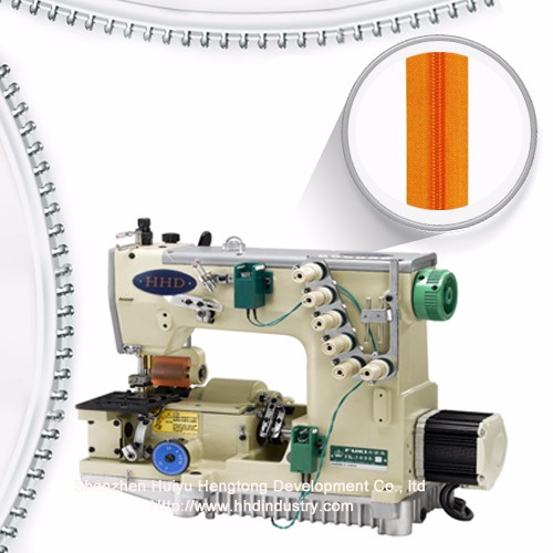 Nylon Zipper Directly Driver Stitching Machine