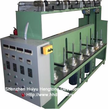 OEM China Bio Degradable Plastic Zipper Bag - High Speed Nylon Zipper Core Line Making Machine – HuiyuHengtong