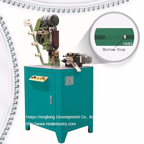 Factory Free sample Pouch Zipper Machine -