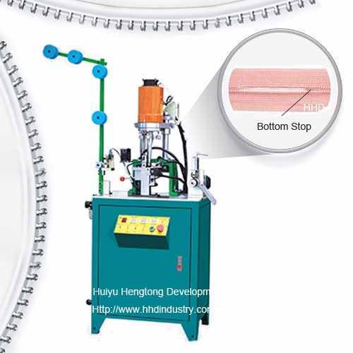 Low MOQ for Zipper Simple Machine -