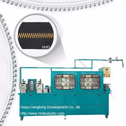 High Speed Metal Zipper Teeth Polishing Machine Featured Image