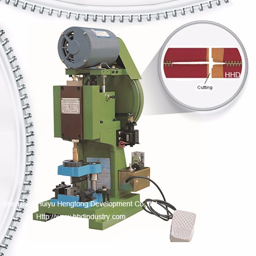 Leading Manufacturer for Polythene Zipper Bag Making Machine -