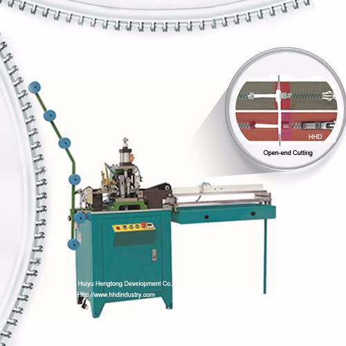 Auto Plastic Zipper Horizon Split Machine
