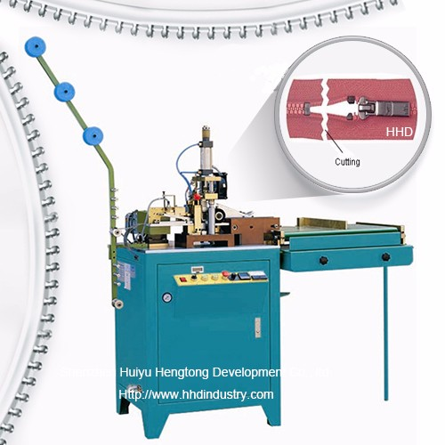 Auto Plastic mkpọchi uwe Close End Cutting Machine