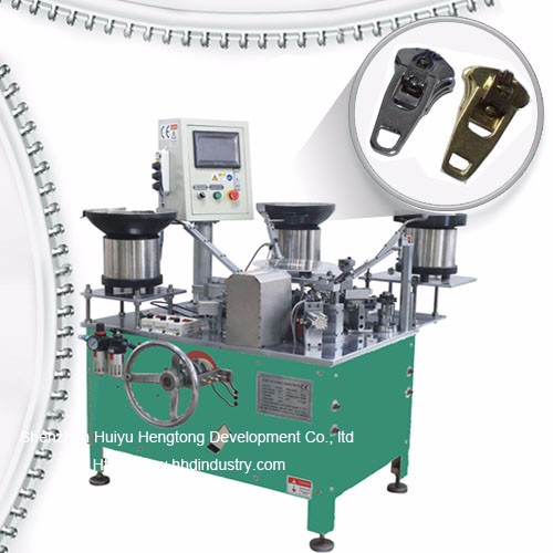 Spring Zipper Slider Assembly Machine