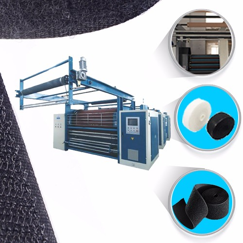 China Factory for Velcro Machine -